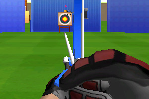 《3D射箭锦标赛》游戏画面1