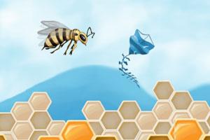 《一只小蜜蜂》游戏画面1