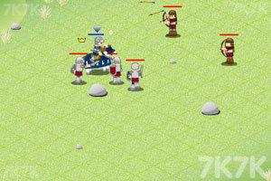 《古罗马战役》游戏画面3