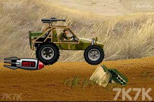 《炸弹飞车》游戏画面1