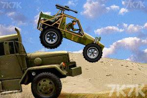 《炸弹飞车》游戏画面4