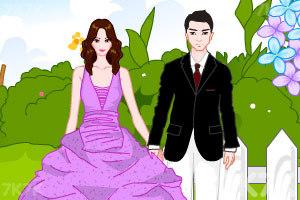 《做婚礼策划人》游戏画面1