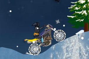 《黑骑士摩托》游戏画面1