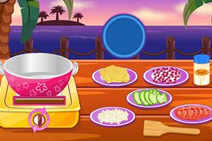 《番茄海鲜汤》游戏画面1