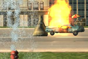 《毁灭公路车》游戏画面1