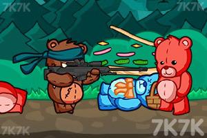 《暴走的泰迪熊》游戏画面5