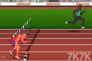 《奥运三项挑战赛》游戏画面3