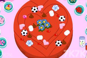 《冰淇淋蛋糕店》游戏画面7