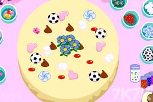 《冰淇淋蛋糕店》游戏画面8