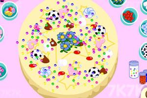 《冰淇淋蛋糕店》游戏画面2