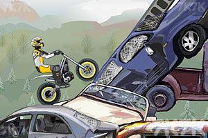 《极限特技摩托车》游戏画面1
