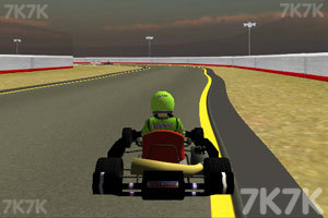 《卡丁车竞速赛》截图5