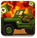军队急救车停车