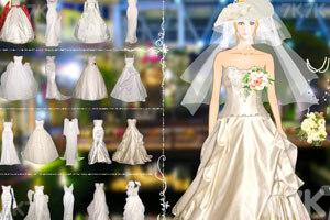 《巴黎浪漫婚纱》游戏画面1