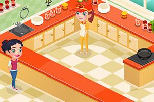《小小比萨店》游戏画面1