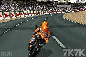 《全明星摩托赛》游戏画面5