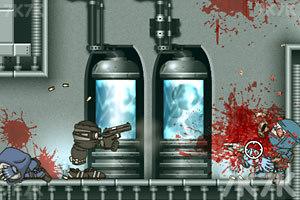 《机械小兵竞技场4》游戏画面2
