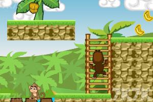 《小猴父子歷險記》截圖1
