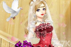 《百合妹妹的婚礼》游戏画面4