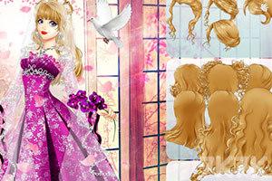 《百合妹妹的婚礼》游戏画面5