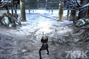 《美少女特工队》游戏画面2