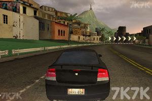 《速度与激情5》游戏画面4