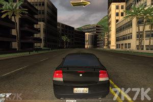 《速度与激情5》游戏画面3