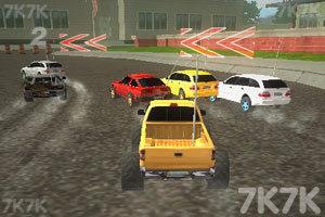 《无线遥控车大赛》截图3
