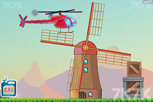 《遥控飞机搬水果》游戏画面5