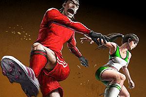 《自由足球加强版》游戏画面1