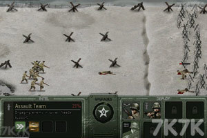 《战地1944》游戏画面1
