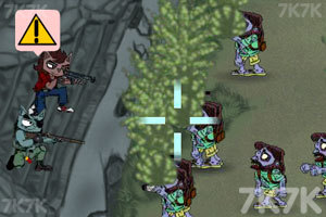 《猫猫兄弟守卫无敌版》游戏画面1