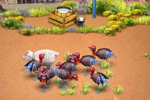 《疯狂农场3美国派无敌版》游戏画面1