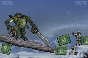 《入侵者2试玩版》截图2