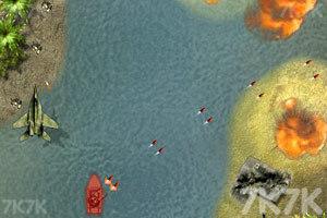 《越南船战》游戏画面6