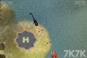《越南船战》游戏画面10