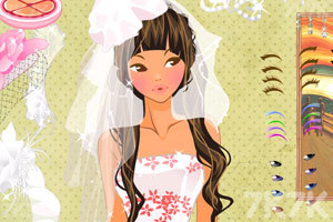 《小小新娘》游戏画面3