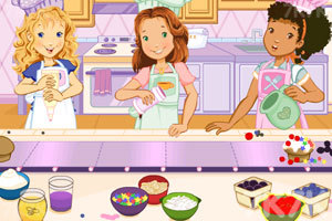 《鲜果蛋糕店》游戏画面5
