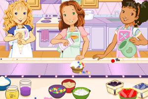 《鲜果蛋糕店》游戏画面4