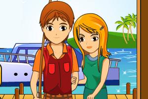 《浪漫假期》游戏画面1