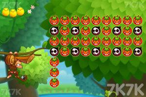 《水果猴》游戏画面4