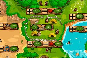 《原始人进化论中文版》游戏画面1