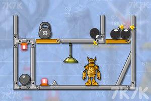 《炸毁机器人2》游戏画面2