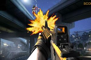 《暴力街头枪战》游戏画面1