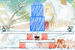 《不愤怒的圣诞老人无敌版》游戏画面3