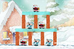 《不愤怒的圣诞老人无敌版》游戏画面4