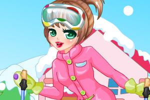 《滑雪假期中文版》游戏画面1