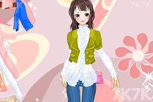 《美丽蕾丝淑女装》游戏画面4