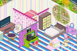 《豪华公主卧室》游戏画面9
