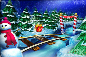 《金矿大冒险圣诞节版》游戏画面4
